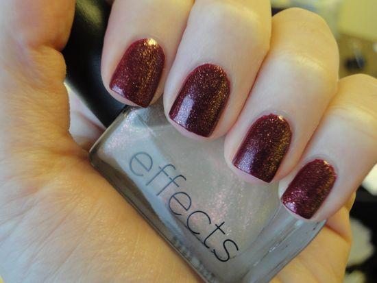 CND Crimson Sparkle