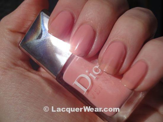 Dior Pink Boa