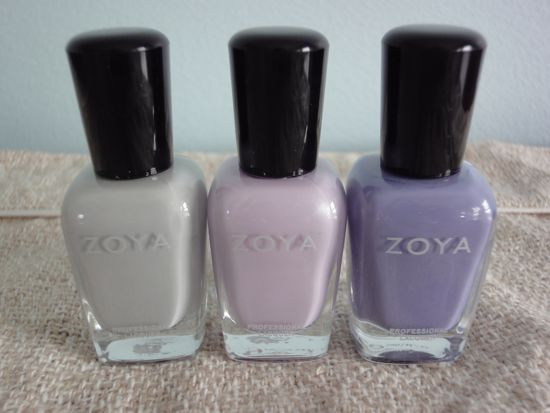 Dove, Marley and Caitlin - Zoya Intimate Collection