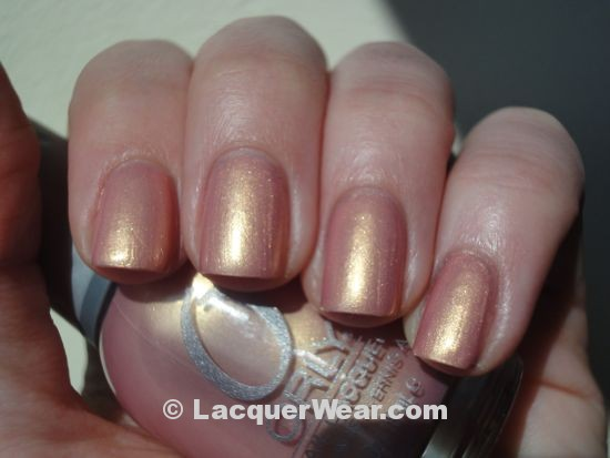 Orly Gilded Coral