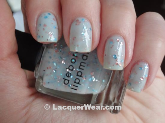 Deborah Lippmann Glitter in the Air