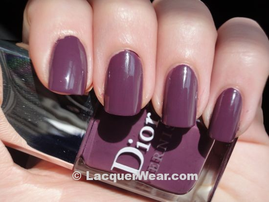 Dior Purple Mix