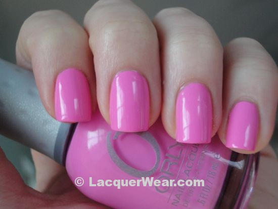 Orly Fancy Fuchsia