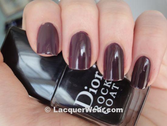 Dior Purple Mix w/ Rock Coat