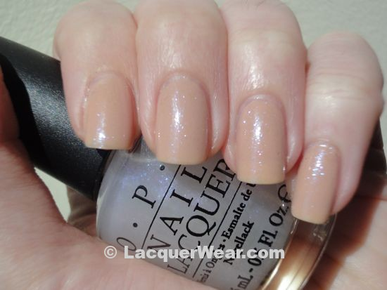 OPI I Juggle...Men w/ Naked