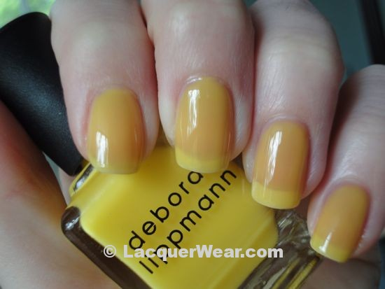 Deborah Lippmann Yellow Brick Road