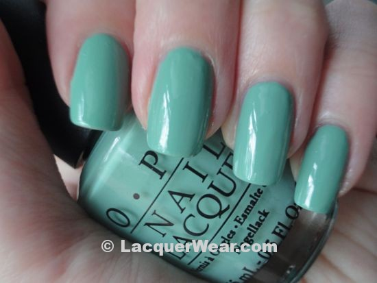 OPI Mermaid's Tears