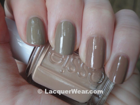 Essie Case Study, Milky Way