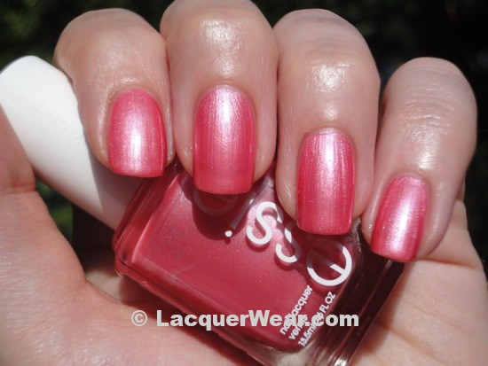 Essie Strawberry Shortcake