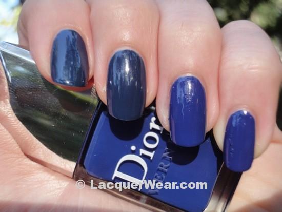 Chanel Blue Rebel, Dior Blue Denim