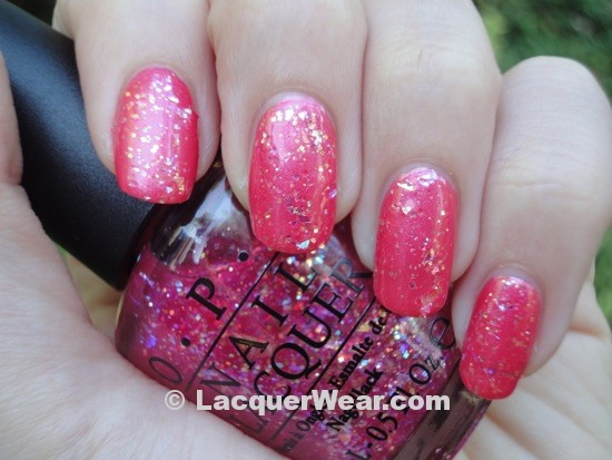 OPI Come to Poppy, I Lily Love You