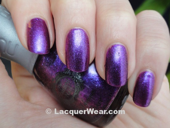The Painted Nail Legendary Lavender