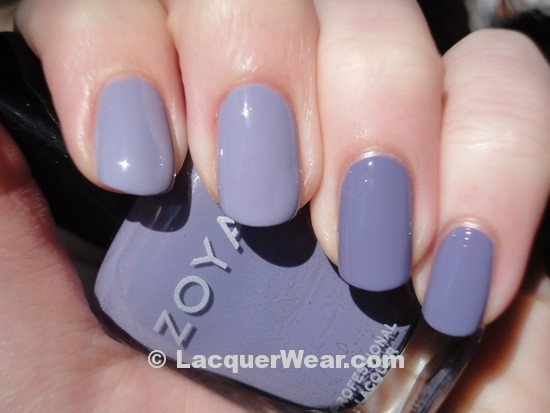 Essie Bangle Jangle, Zoya Caitlin