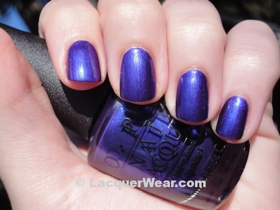 OPI Tomorrow Never Dies