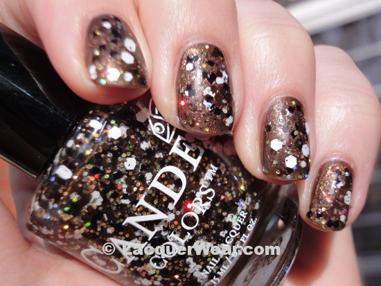Candeo Colors Smores, Dior Bronze Libertine