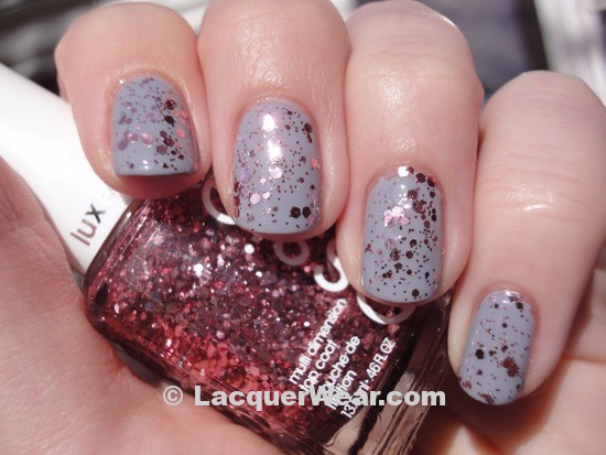 Essie Cocktail Bling w/ A Cut Above